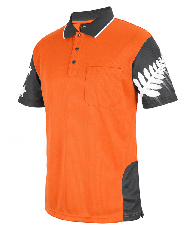 6hnf_hi_vis_nz_fern_polo_orange_charcoal.jpg